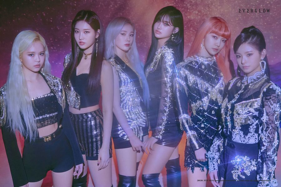 EVERGLOW Announce Details for Everlasting Tour in USA