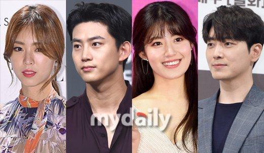 MBC's Fantasy Dramas with Lee Yeonhee + Ok Taecyeon & Nam Jihyun + Lee Joon hyuk