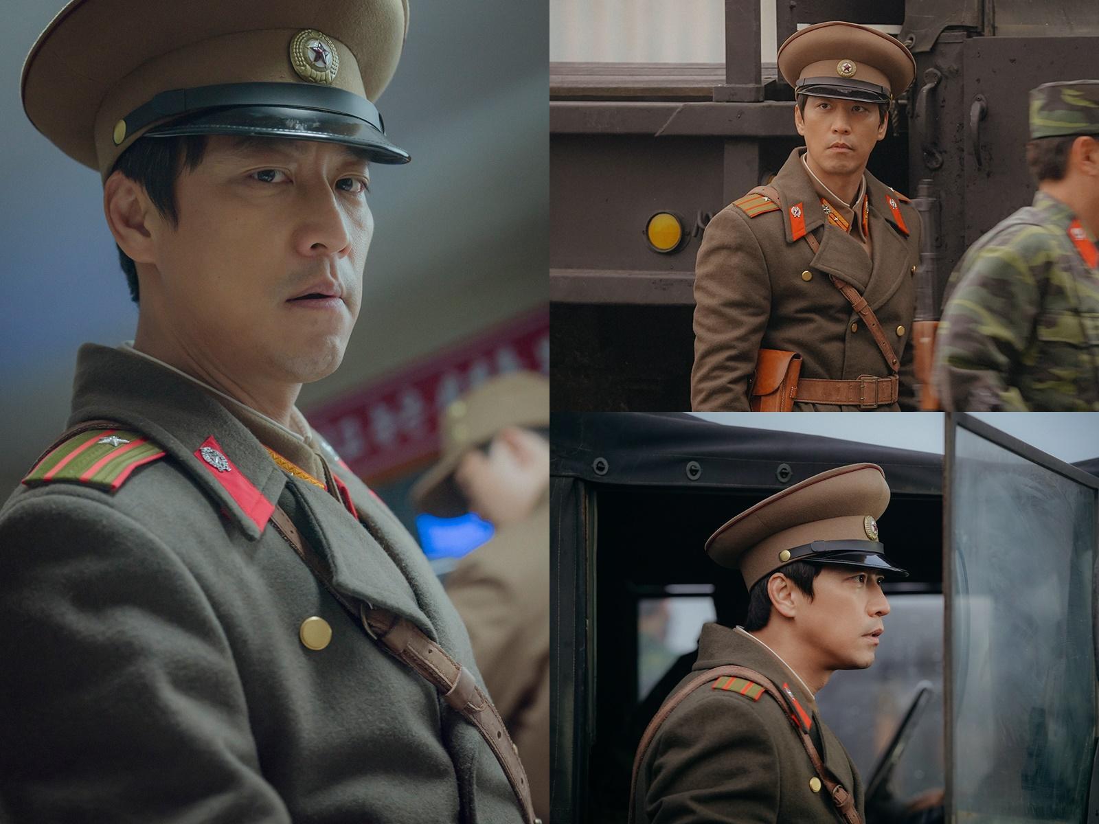 "Oh Man Suk Gets Suspicious Of Hyun Bin And Son Ye Jin In ""Crash Landing On You"""