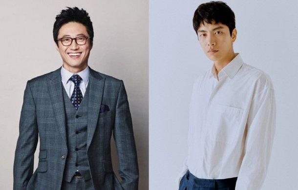 "Park Shin-yang and Lee Min ki Headlines Upcoming Film ""Four Days"""