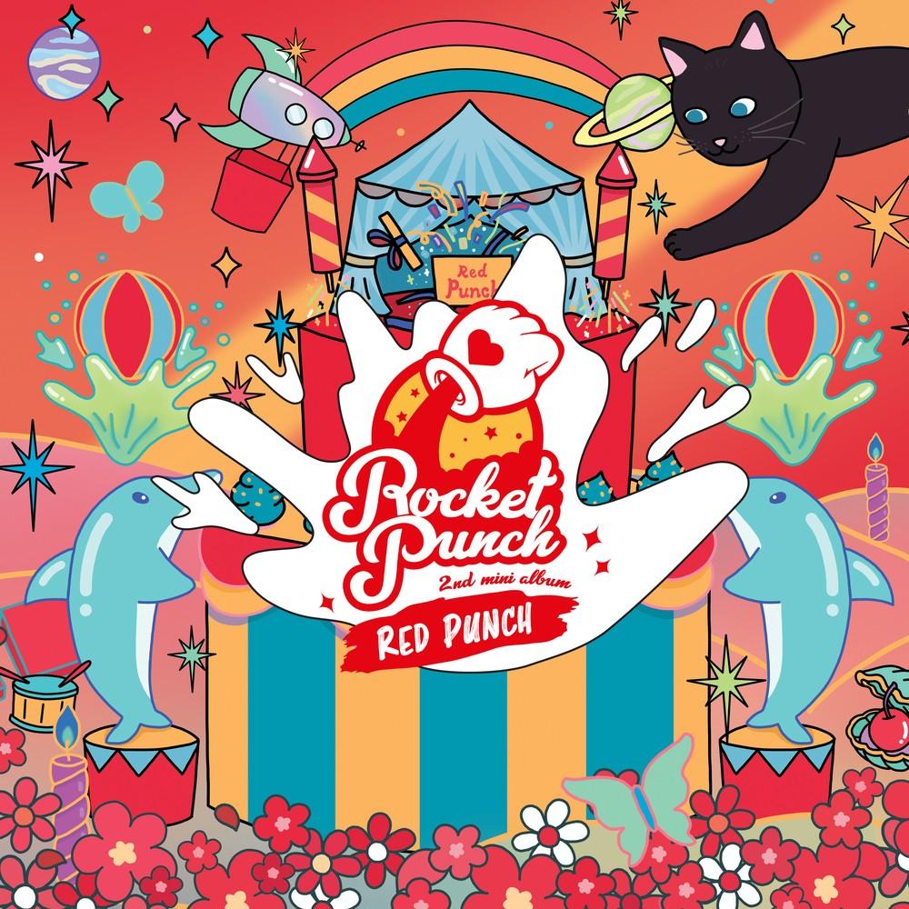 [KRN Album] Rocket Punch  – RED PUNCH (2020.02.10)