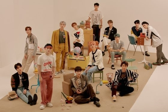 SEVENTEEN Reportedly Making a June Comeback