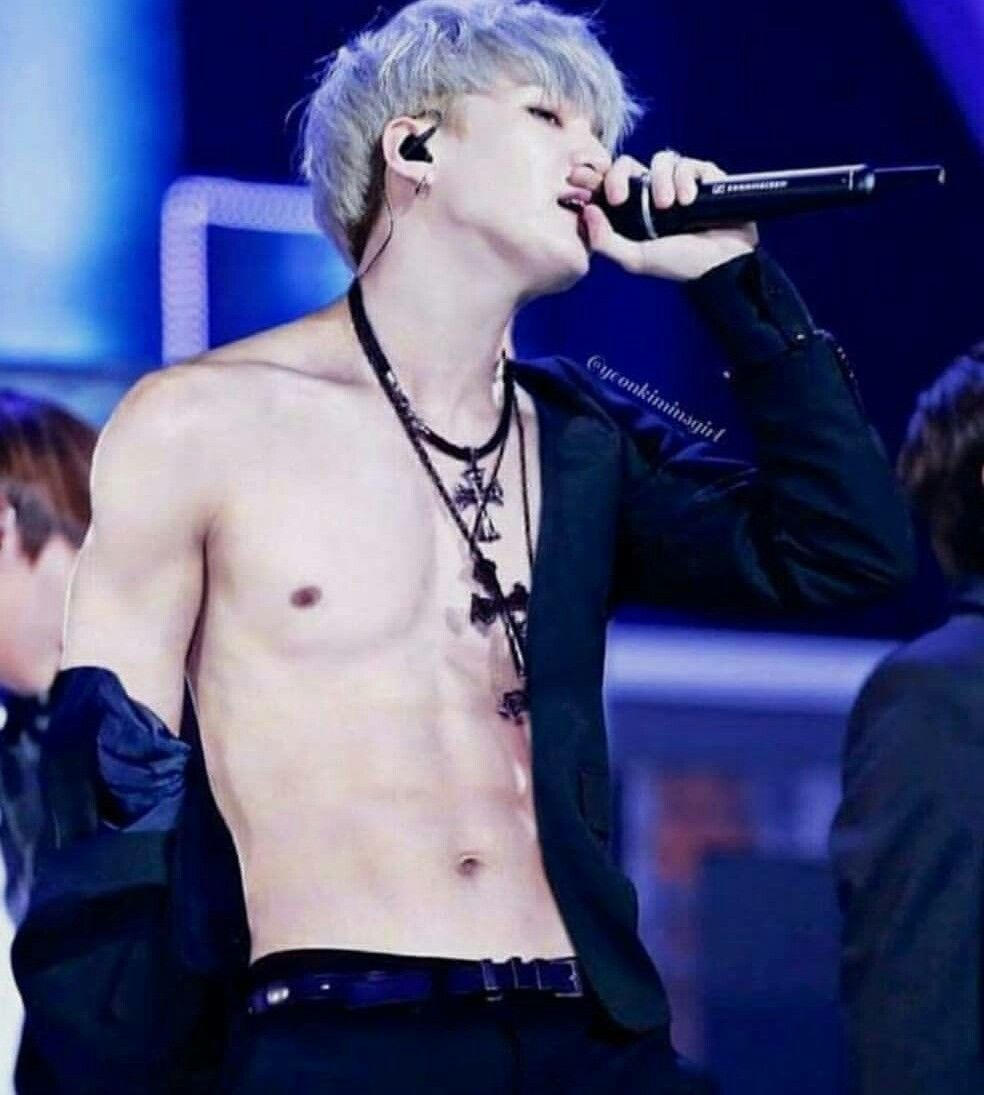 15+ BTS Shirtless Edits That Will Make You Crank The AC – K-Luv
