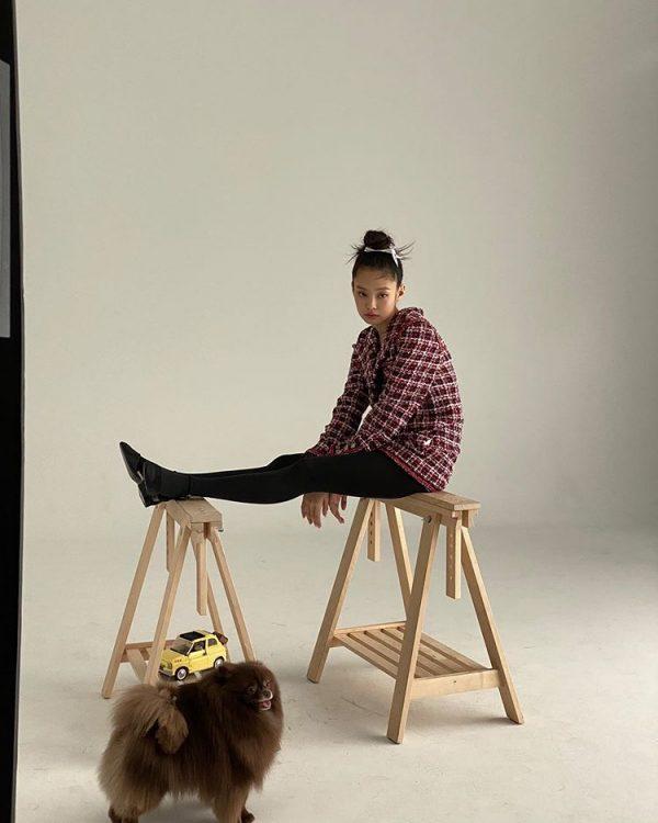 BLACKPINK Jennie Shares Photos From Her Recent Vogue Pictorial