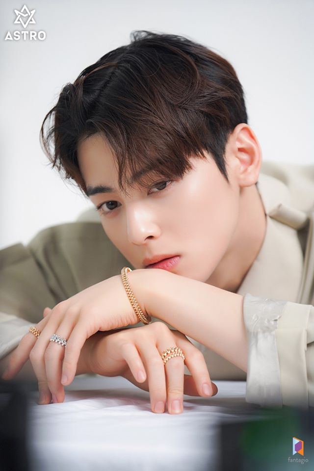 Cha Eun-woo is considering the role of Suho in 'True Beauty'