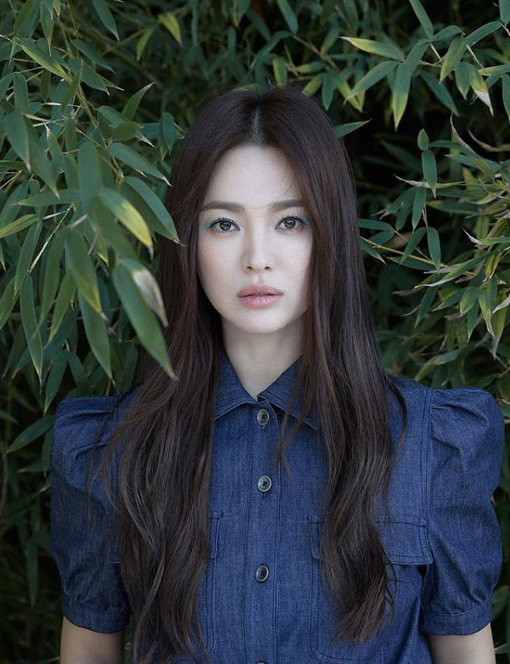 Song Hye Kyo Looks Chic And Youthful In Latest Photoshoot ...