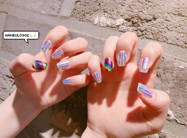 Chungha's Best Manicures For Major Nailspiration