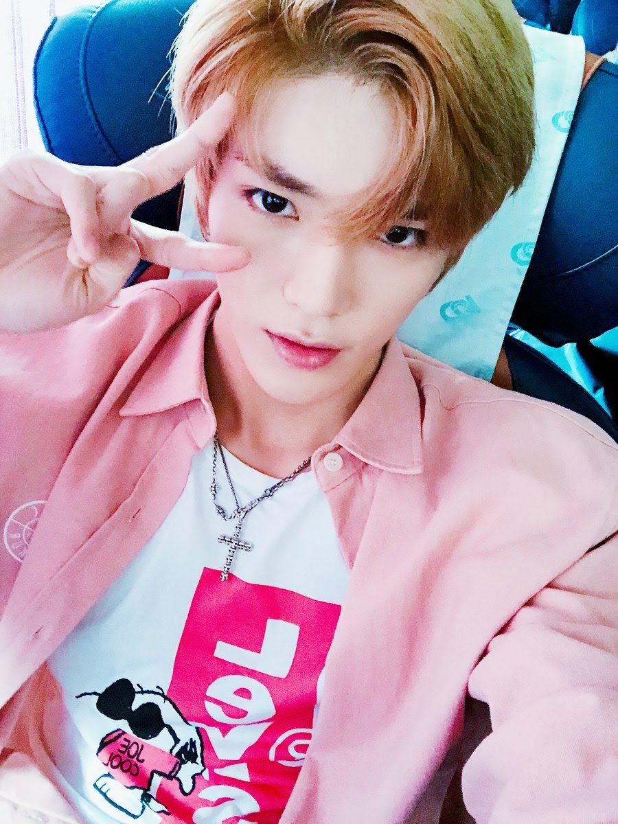 30 Photos That Prove NCT's Taeyong Can Rock Any Color Of ...