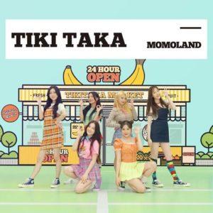 MOMOLAND – Tiki Taka MV (Han/Rom/Eng Lyrics)