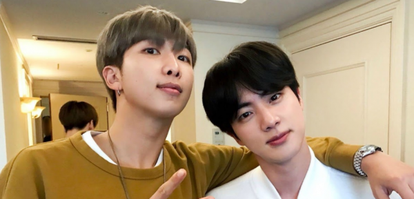 Here's What BTS RM and Jin Envy Their Non-Celebrity Friends For