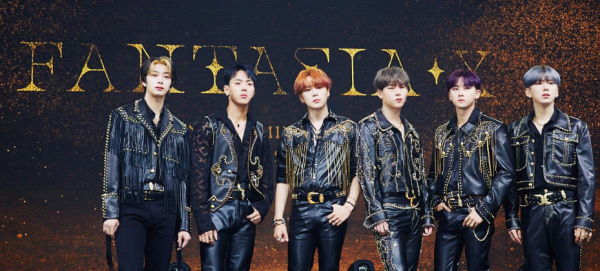 "MONSTA X Share Their Thoughts on New Album ""FANTASIA X,"" Goals, and More!"