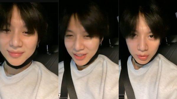"THE BOYZ Release Dance Practice Video to Taemin's ""Danger"""
