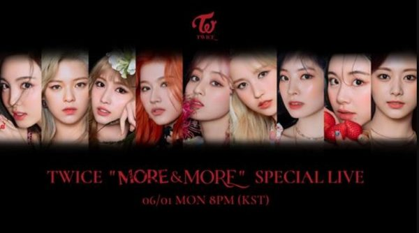 "TWICE Talk About ONCEs and Their Comeback Album ""MORE & MORE"""
