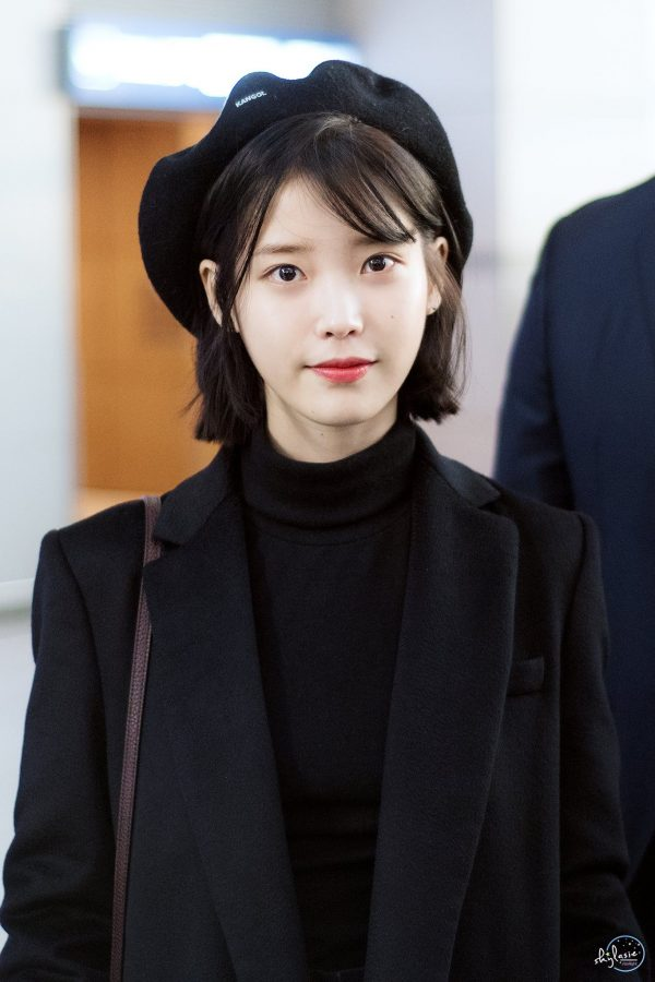 IU With Her Chic Visuals In Boss AF Suits