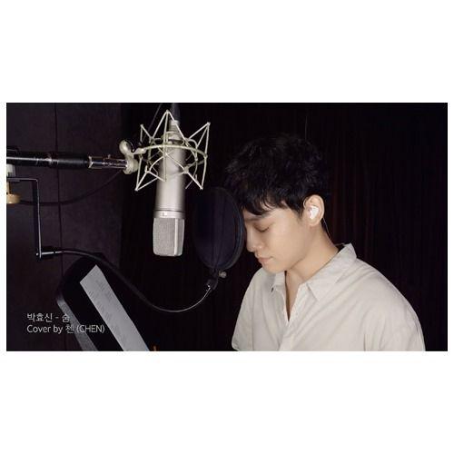CHEN – Breath (Han/Rom Lyrics)