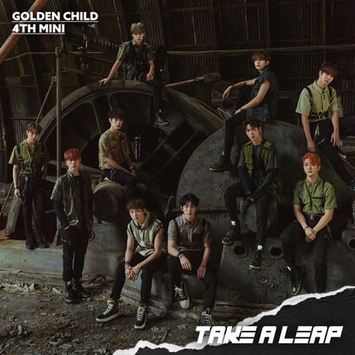 Golden Child – OMG (Han/Rom Lyrics)
