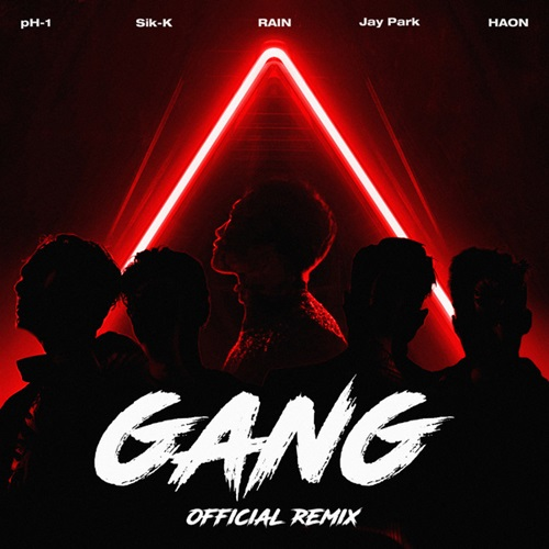 Sik-K, pH-1, Jay Park, HAON – GANG [Official Remix] (Han/Rom Lyrics)
