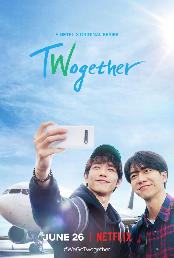 Lee Seung Gi And Jaster Liu Travel TWOgether In New Netflix Original