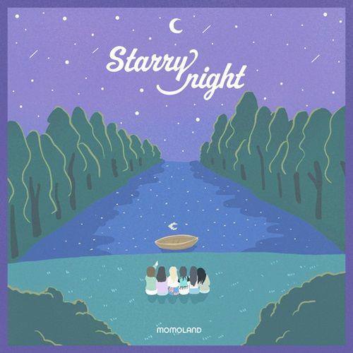 MOMOLAND – Starry Night (Han/Rom Lyrics)
