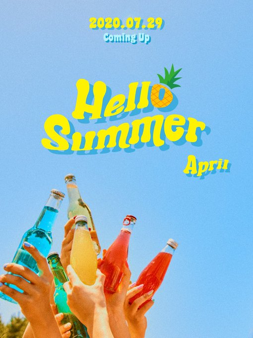 APRIL To Mark Summer Comeback With Video Call Event