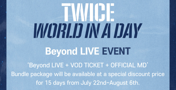 Don't Miss Out On TWICE's First Online Concert! Check The Details And Reserve Your Tickets Now!