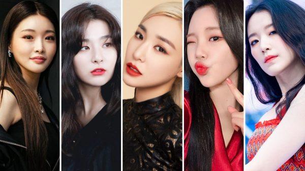 Female K-pop Stars Share Their Secrets For Achieving Flawless Glass Skin