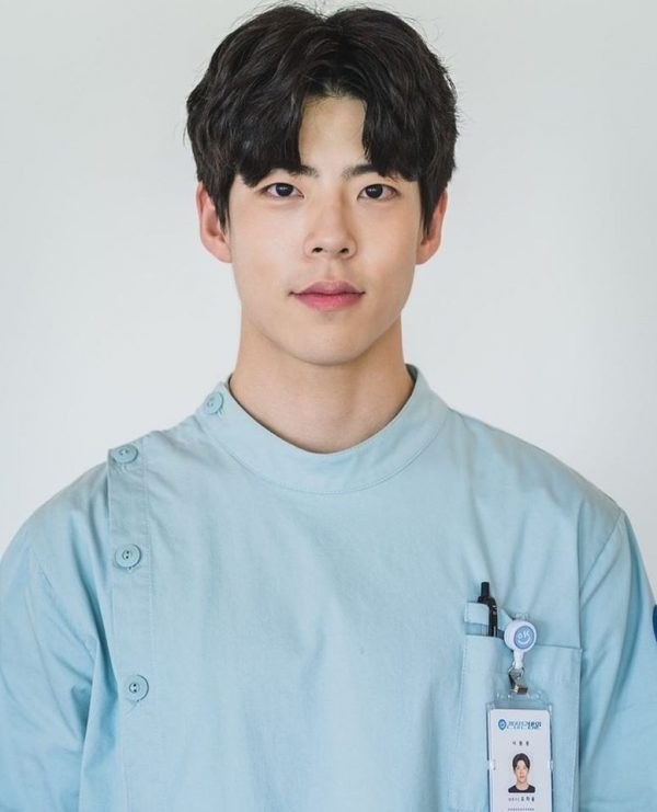 "Getting to Know 'That Nurse' in ""It's Okay To Not Be Okay"" :  Choi Woo Sung"