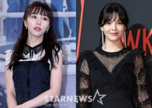 AOA Mina retorts to Jimin's apology and reveals Jimin had sex with a man at their dorm
