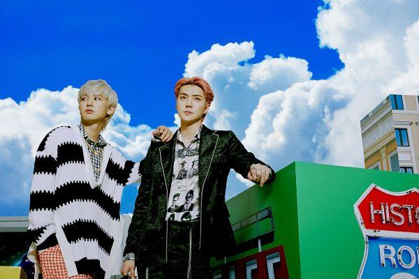 "EXO-SC's ""1 Billion Views"" tops iTunes charts worldwide"