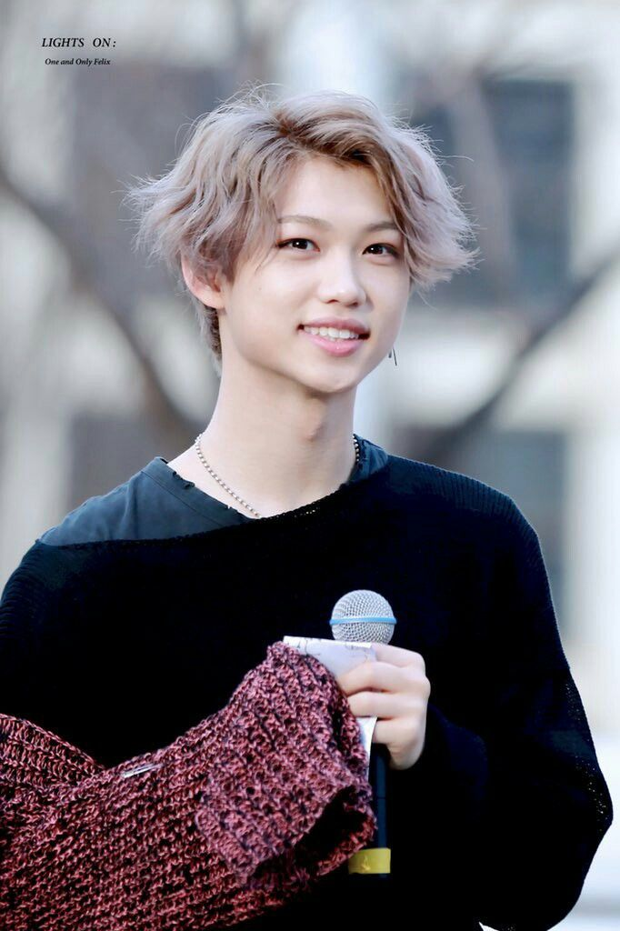 Stray Kids Felix's Hair Color Evolution Is As Iconic As He is – K-Luv