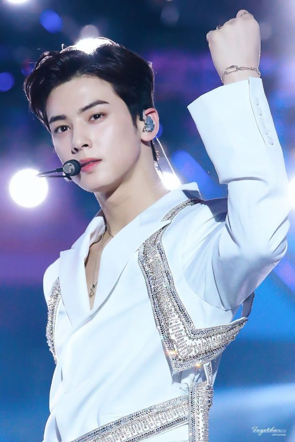 ASTRO's Cha Eunwoo Reveals How A Crush Inspired Him To Become An Idol