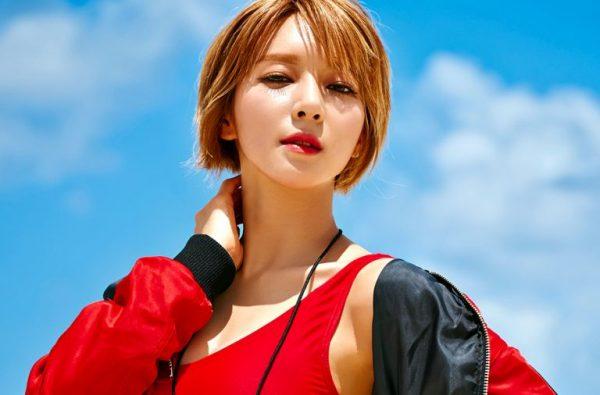 Former AOA's Choa Under A New Agency?