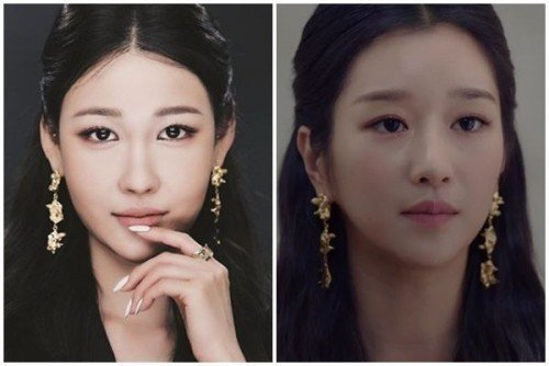 "Do Your Make Up Like Seo Ye ji In ""It's Okay To Not Be Okay"""