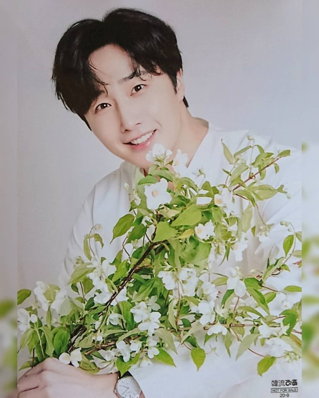 2020 9 Jung Il Woo in the magazine Korean Style Pia. 8