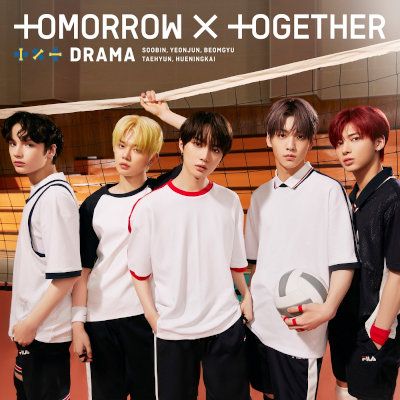 [KRN Single] TXT – DRAMA (2020.08.19)