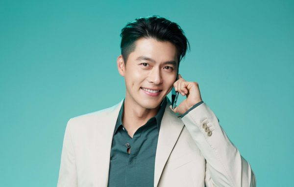 "Smart Communications Dubs Hyun Bin As Their Brand's ""Best Partnership"""