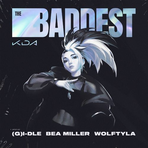 K/DA – THE BADDEST (English Lyrics Translation)