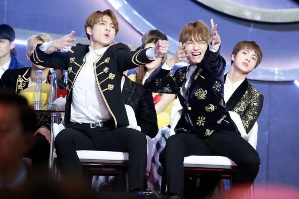 10 Times BTS's V And Jungkook's Synchronization Made Our Jaws Drop