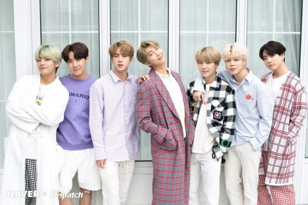 5 Times The BTS Members Talked About Their Past Love Lives