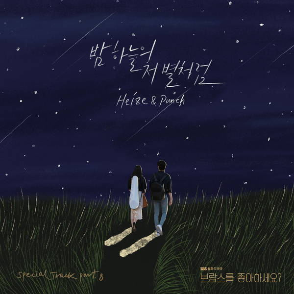 Heize & Punch – Like The Stars In The Night Sky – OST (English Lyrics Translation)