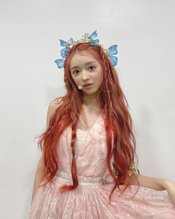 OH MY GIRL YooA, debuted as 'Bon Voyage' solo and ranked 1st in music broadcasting