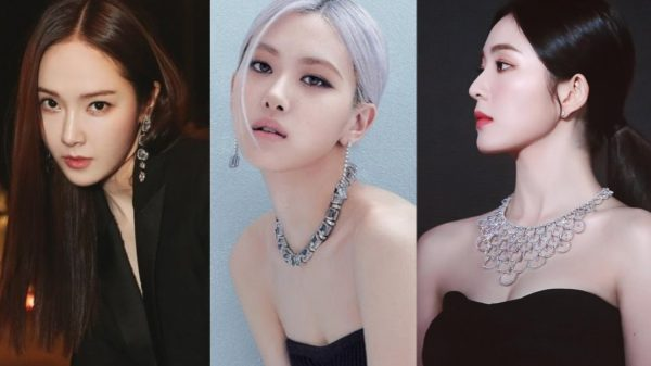 Here Are the Top Female idols Who Wore the Most Expensive Jewelries and Accessories