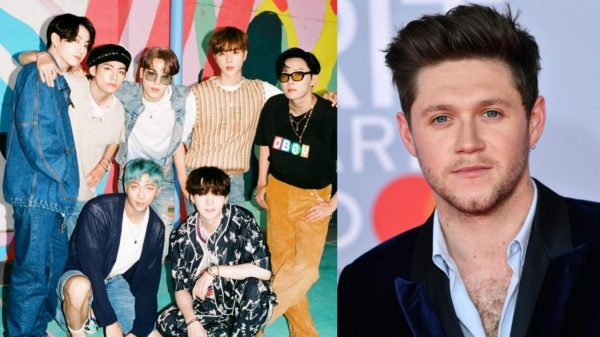 Niall Horan Receives Backlash From BTS Fans After Revealing He Hasn't Checked Out The Group's New Song Yet