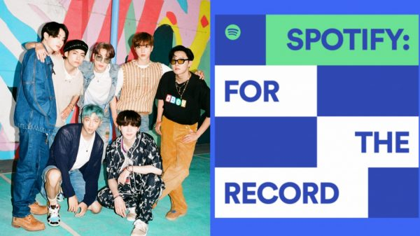 "Spotify: For the Record' With BTS: Talks About Success of ""Dynamite,"" Love for ARMYs, and More"