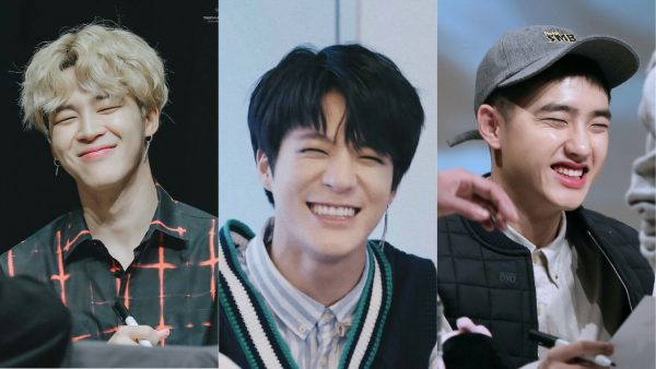 These Idols Can Light Up The World With Their Eye Smiles