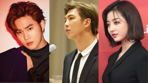 These Idols Have Always Shown Amazing Leadership Qualities