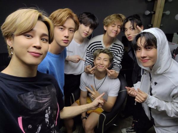 BTS Group Photo