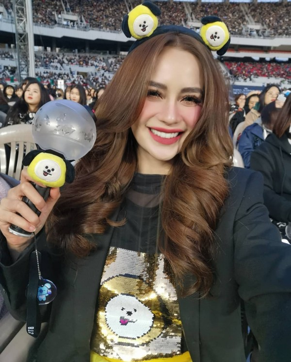 Filipina Actress Arci Muñoz Names Plot of Land After BTS Park Jimin As a Gift for Idol's Birthday