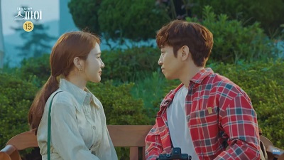 "Romance Develops Between Eric and Yoo In Na in New Trailer for ""The Spies Who Loved Me"""
