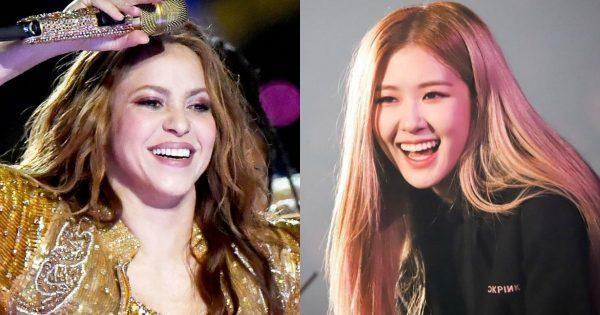 "Shakira Praises BLACKPINK Rosé's Cover of ""Waka Waka"""